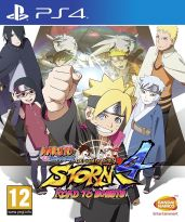 hra pro Playstation 4 Naruto Shippuden: Ultimate Ninja Storm 4 - Road To Boruto