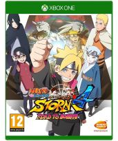 hra pre Xbox One Naruto Shippuden: Ultimate Ninja Storm 4 - Road To Boruto
