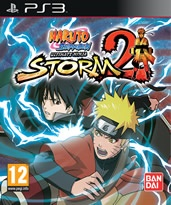 Hra pre Playstation 3 Naruto: Ultimate Ninja Storm 2