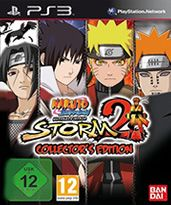 Hra pre Playstation 3 Naruto Shippuden: Ultimate Ninja Storm 2 (Collectors Edition)