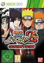 Hra pre Xbox 360 Naruto Shippuden: Ultimate Ninja Storm 2 (Collectors Edition)