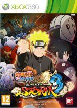 Hra pre Xbox 360 Naruto: Ultimate Ninja Storm 3