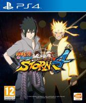 hra pre Playstation 4 Naruto Shippuden: Ultimate Ninja Storm 4