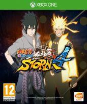 hra pre Xbox One Naruto Shippuden: Ultimate Ninja Storm 4