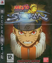 Hra pre Playstation 3 Naruto: Ultimate Ninja Storm (zberateľská edícia)