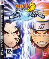 Hra pro Playstation 3 Naruto: Ultimate Ninja Storm