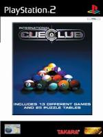 Hra pre Playstation 2 International Cue Club