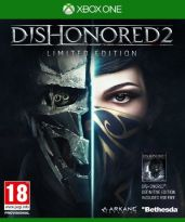 hra pre Xbox One Dishonored 2: Darkness of Tyvia (Limited Edition)