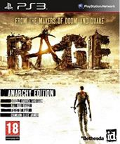 Hra pre Playstation 3 Rage (Anarchy Edition)