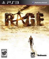 Hra pre Playstation 3 Rage
