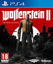 Wolfenstein II: The New Colossus (edícia WELCOME TO AMERIKA!) (PS4)