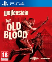 hra pre Playstation 4 Wolfenstein: The Old Blood