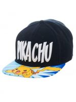 oblečení pro hráče Kšiltovka Pokémon - Pikachu Lightning