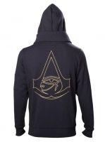 oblečení pro hráče Mikina Assassins Creed: Origins - Crest Logo Double Layered (velikost L)