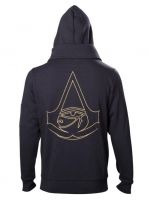 Mikina Assassins Creed: Origins - Crest Logo Double Layered (veľkosť S) (TRIKO)