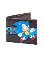 Peňaženka Sonic - Running Sonic