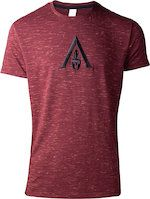 oblečení pro hráče Tričko Assassins Creed: Odyssey - Logo (velikost XXL)