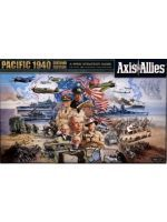 Axis & Allies: Pacific 1940 (2012 edition) (STHRY)