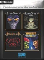 Hra pre PC Blizzard Anthology (Warcraft II, Diablo, Starcraft)