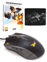 Hra pre PC Overwatch (Origins Edition) + STRIX Claw mouse + podložka