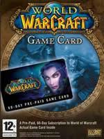 World of Warcraft: 60 denná herná karta