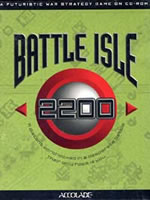 Hra pre PC Battle Isle 2200