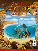 Hra pre PC Settlers 2