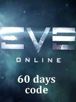 Eve Online - 60 denná herná karta (ETC)
