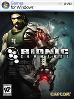 Hra pre PC Bionic Commando