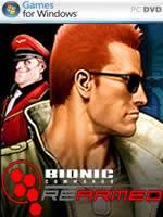 Hra pre PC Bionic Commando: Rearmed CZ