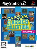 Hra pre Playstation 2 Capcom Classics Collection 2