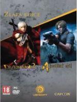 Devil May Cry 3 + Resident Evil 4 (Zlatá edice) (PC)