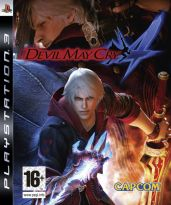 Hra pre Playstation 3 Devil May Cry 4