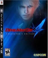 Hra pre Playstation 3 Devil May Cry 4 (Zberateľská edícia)