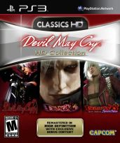 Hra pre Playstation 3 Devil May Cry HD Collection