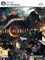 Hra pre PC Lost Planet 2