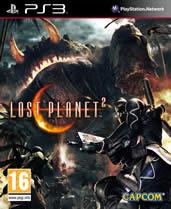 Lost Planet 2 - BAZAR (PS3)