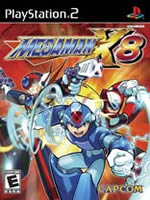 Hra pre Playstation 2 Mega man X8