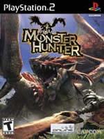 Hra pre Playstation 2 Monster Hunter