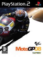 Hra pre Playstation 2 Moto GP 08