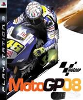 Hra pre Playstation 3 Moto GP 08
