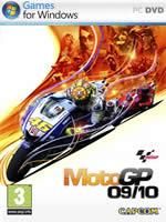 Hra pre PC Moto GP 09/10 CZ