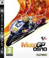 Hra pre Playstation 3 Moto GP 09/10
