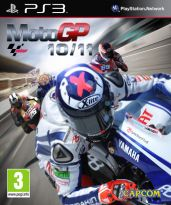 Hra pre Playstation 3 Moto GP 10/11