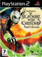 Hra pre Playstation 2 Nightmare before Christmas: Oogies Revenge