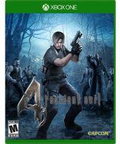 Resident Evil 4 HD (XBOX1)