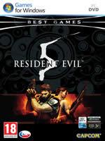 Hra pre PC Resident Evil 5 EN