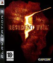 Hra pre Playstation 3 Resident Evil 5