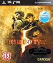 Resident Evil 5 Gold (Move Edition) (PS3)