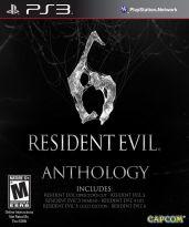 Hra pre Playstation 3 Resident Evil 6: Anthology (US verzia)
